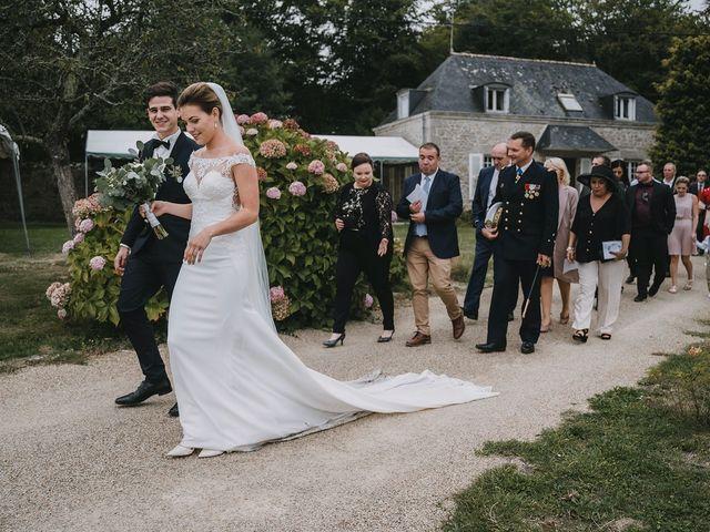 Le mariage de Guillaume et Hélène à Loctudy, Finistère 106