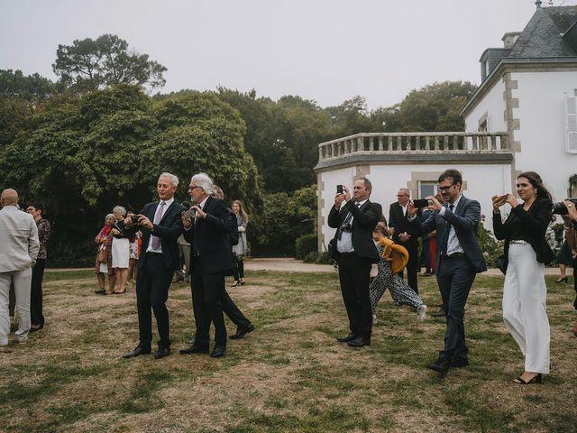Le mariage de Guillaume et Hélène à Loctudy, Finistère 109