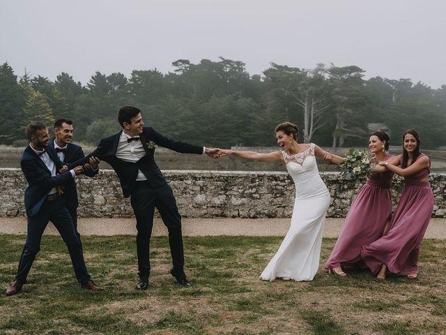 Le mariage de Guillaume et Hélène à Loctudy, Finistère 111