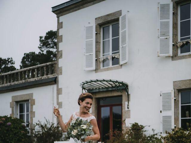 Le mariage de Guillaume et Hélène à Loctudy, Finistère 130