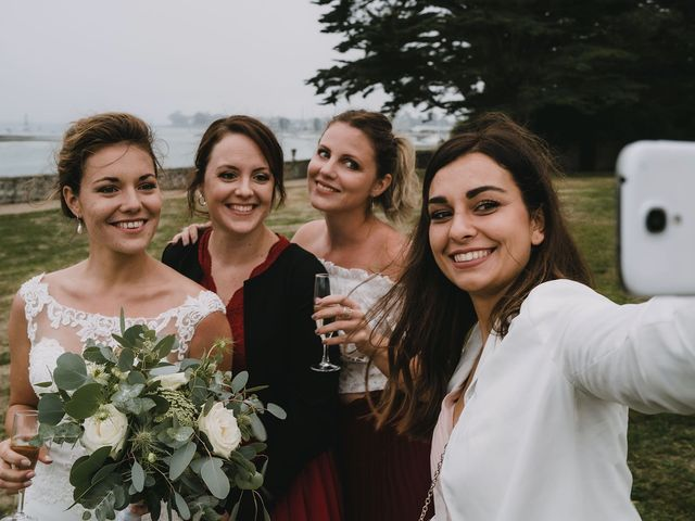 Le mariage de Guillaume et Hélène à Loctudy, Finistère 133