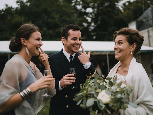 Le mariage de Guillaume et Hélène à Loctudy, Finistère 135