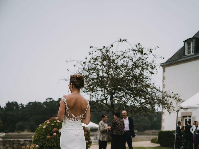 Le mariage de Guillaume et Hélène à Loctudy, Finistère 140