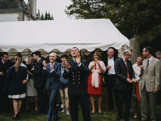 Le mariage de Guillaume et Hélène à Loctudy, Finistère 147