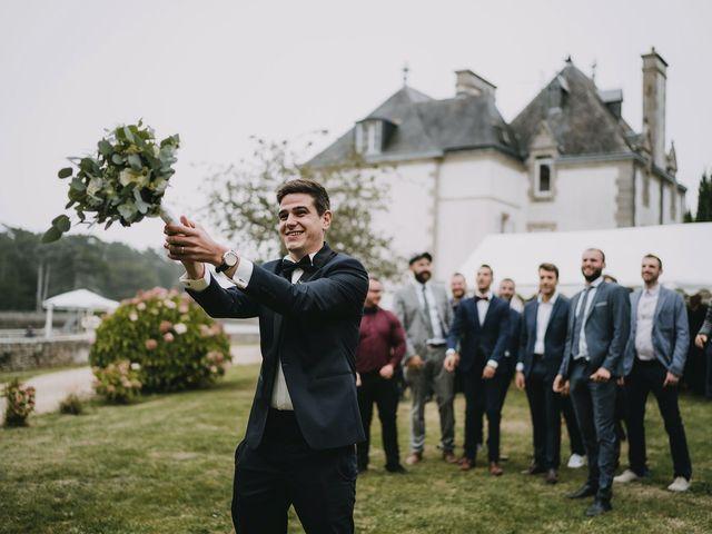 Le mariage de Guillaume et Hélène à Loctudy, Finistère 148