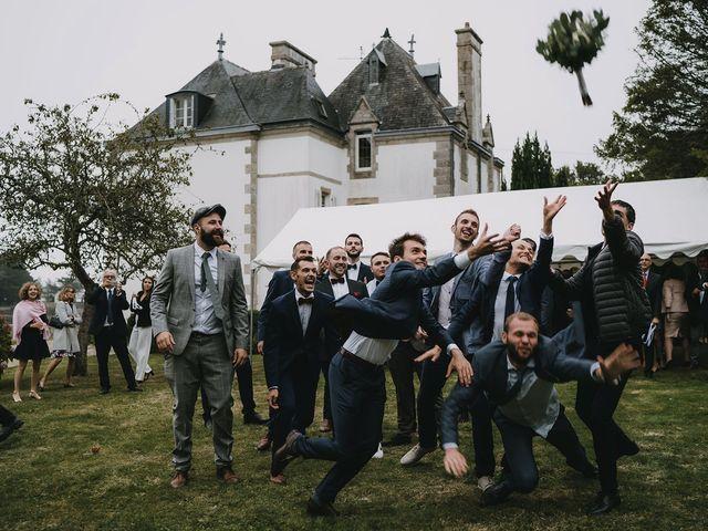 Le mariage de Guillaume et Hélène à Loctudy, Finistère 149