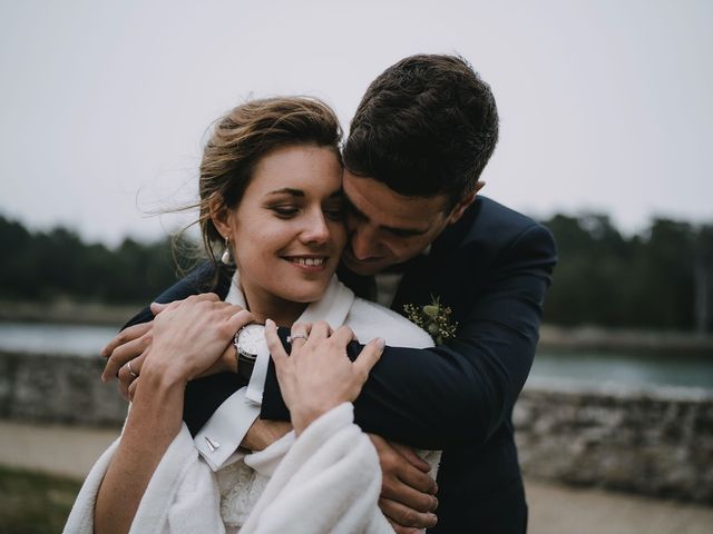 Le mariage de Guillaume et Hélène à Loctudy, Finistère 153
