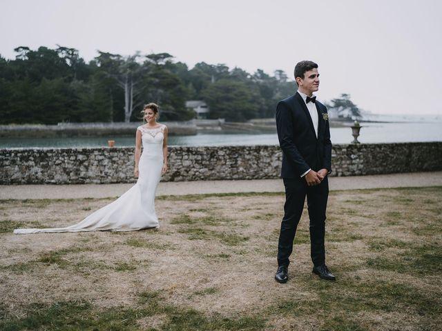Le mariage de Guillaume et Hélène à Loctudy, Finistère 2