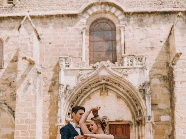 Le mariage de Guillaume et Marie à Vignieu, Isère 14