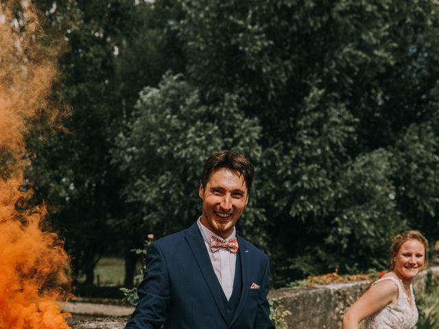 Le mariage de Guillaume et Marie à Vignieu, Isère 16