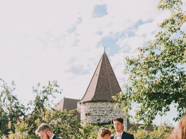 Le mariage de Guillaume et Marie à Vignieu, Isère 29