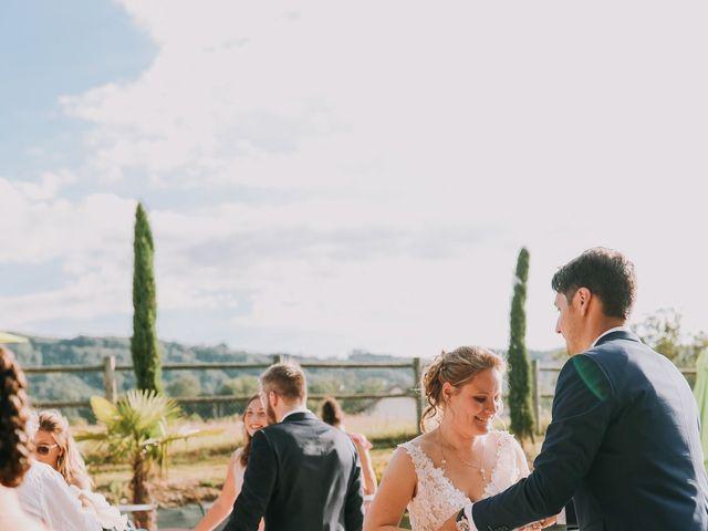 Le mariage de Guillaume et Marie à Vignieu, Isère 30