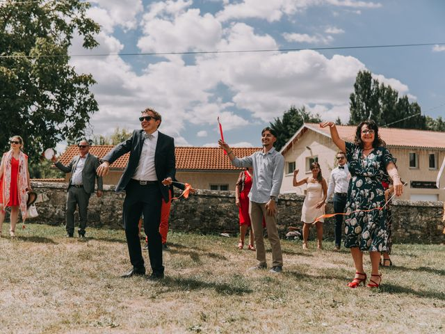 Le mariage de Guillaume et Marie à Vignieu, Isère 18