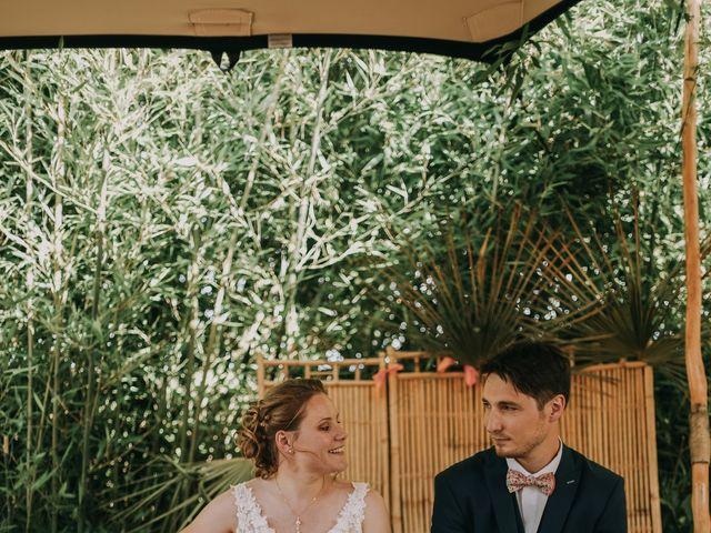 Le mariage de Guillaume et Marie à Vignieu, Isère 20