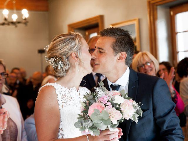 Le mariage de Anthony et Céline à Taninges, Haute-Savoie 35