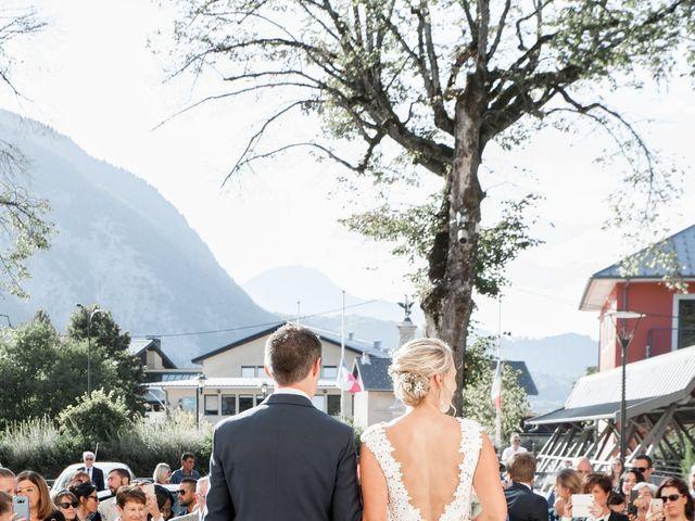 Le mariage de Anthony et Céline à Taninges, Haute-Savoie 39