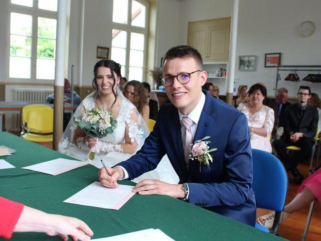 Le mariage de Stephane et Aurelie à Crain, Yonne 2