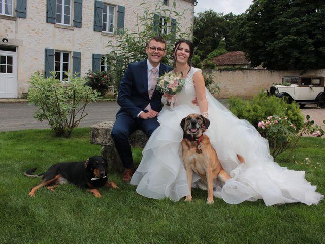 Le mariage de Stephane et Aurelie à Crain, Yonne 5