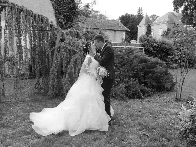 Le mariage de Stephane et Aurelie à Crain, Yonne 6