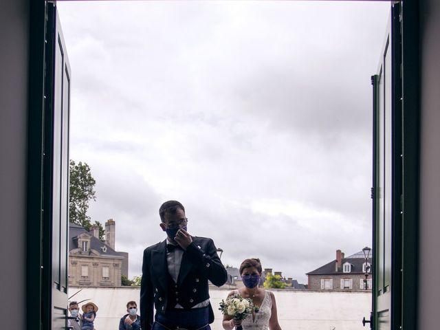 Le mariage de Florent et Anne-Sophie à Dol-de-Bretagne, Ille et Vilaine 17
