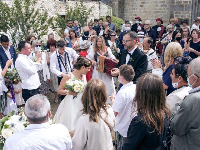 Le mariage de Florent et Anne-Sophie à Dol-de-Bretagne, Ille et Vilaine 36