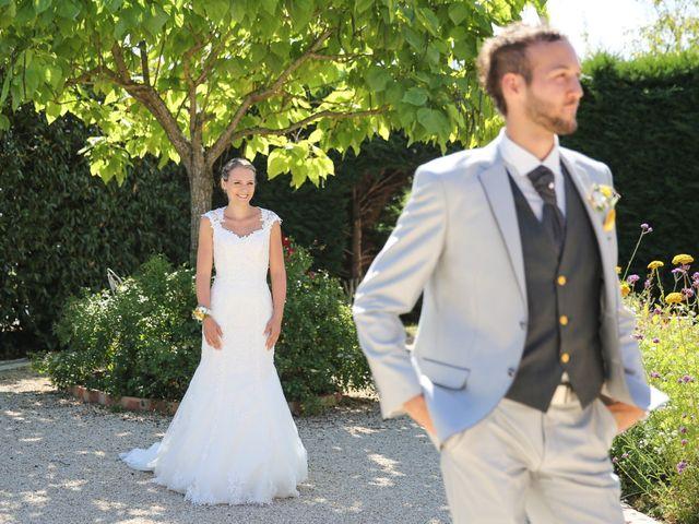 Le mariage de Stéphane et Justine à Autrèche, Indre-et-Loire 19