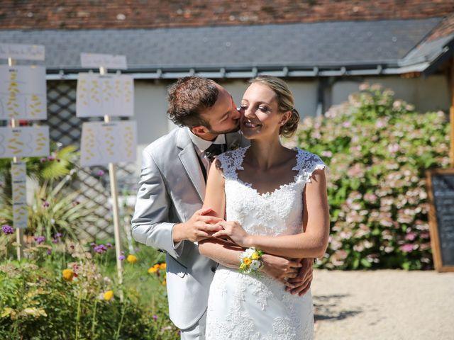 Le mariage de Stéphane et Justine à Autrèche, Indre-et-Loire 21
