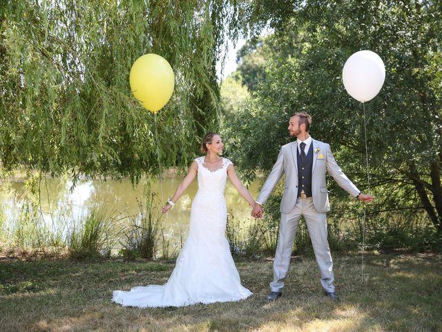 Le mariage de Stéphane et Justine à Autrèche, Indre-et-Loire 26