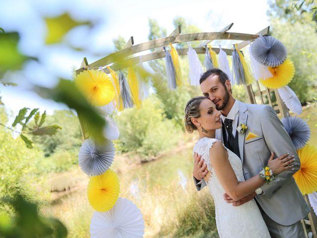Le mariage de Stéphane et Justine à Autrèche, Indre-et-Loire 28