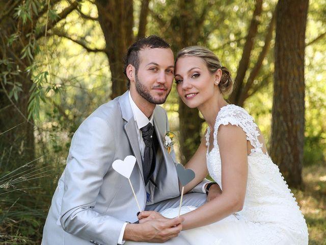 Le mariage de Stéphane et Justine à Autrèche, Indre-et-Loire 30