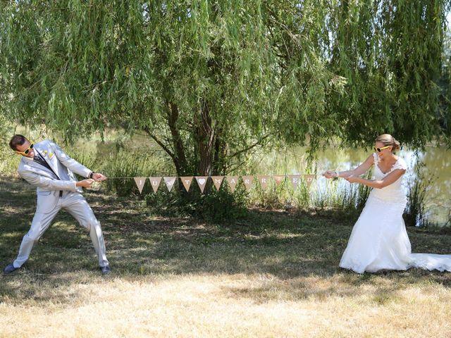 Le mariage de Stéphane et Justine à Autrèche, Indre-et-Loire 31