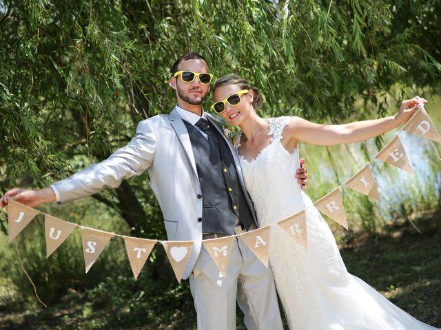 Le mariage de Stéphane et Justine à Autrèche, Indre-et-Loire 32