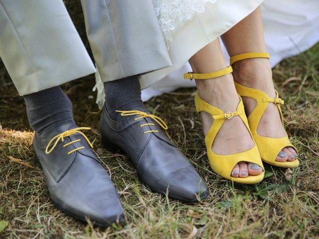 Le mariage de Stéphane et Justine à Autrèche, Indre-et-Loire 33