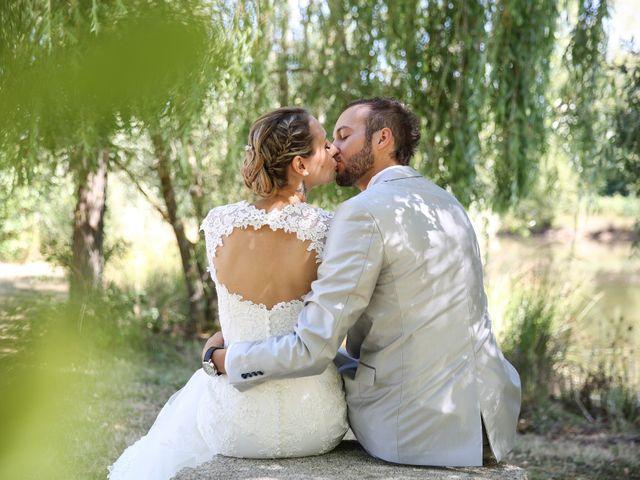 Le mariage de Stéphane et Justine à Autrèche, Indre-et-Loire 34