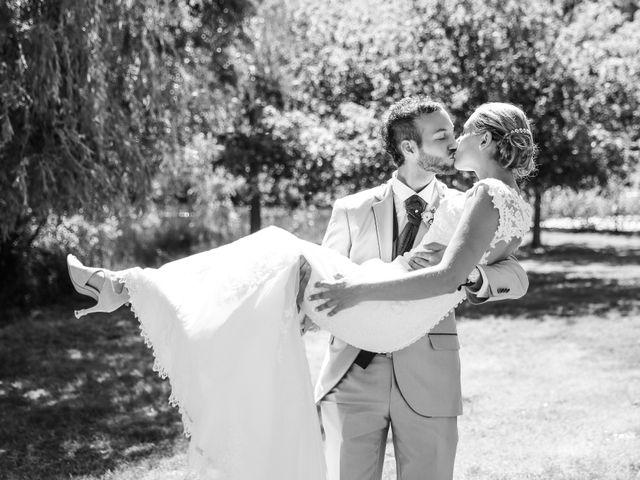 Le mariage de Stéphane et Justine à Autrèche, Indre-et-Loire 37