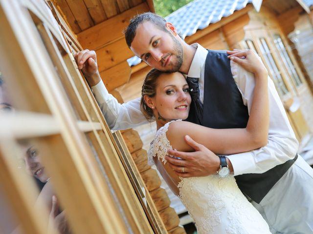 Le mariage de Stéphane et Justine à Autrèche, Indre-et-Loire 41