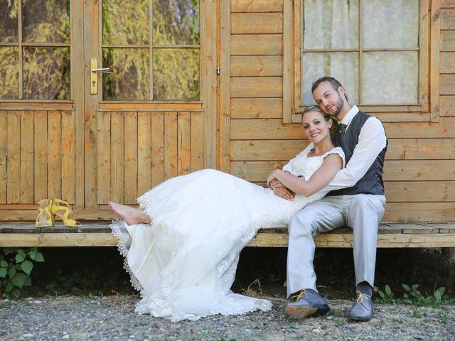 Le mariage de Stéphane et Justine à Autrèche, Indre-et-Loire 42