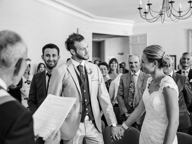 Le mariage de Stéphane et Justine à Autrèche, Indre-et-Loire 45