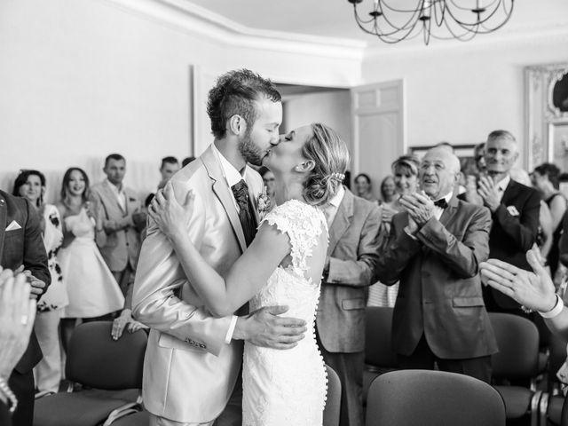 Le mariage de Stéphane et Justine à Autrèche, Indre-et-Loire 46