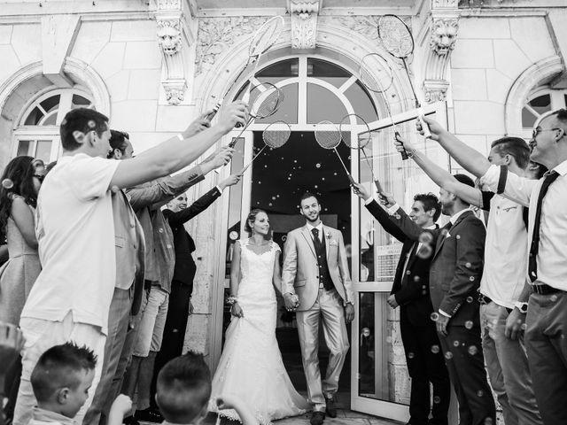 Le mariage de Stéphane et Justine à Autrèche, Indre-et-Loire 49