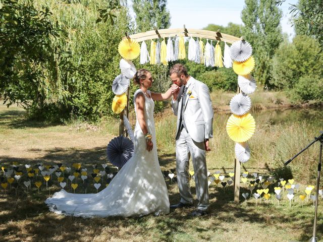 Le mariage de Stéphane et Justine à Autrèche, Indre-et-Loire 53