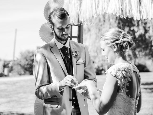 Le mariage de Stéphane et Justine à Autrèche, Indre-et-Loire 57