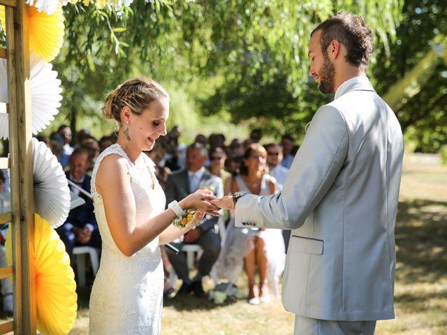 Le mariage de Stéphane et Justine à Autrèche, Indre-et-Loire 58