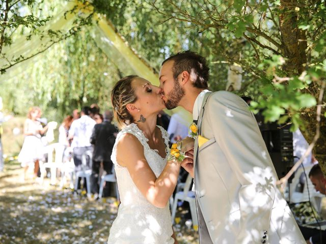 Le mariage de Stéphane et Justine à Autrèche, Indre-et-Loire 59