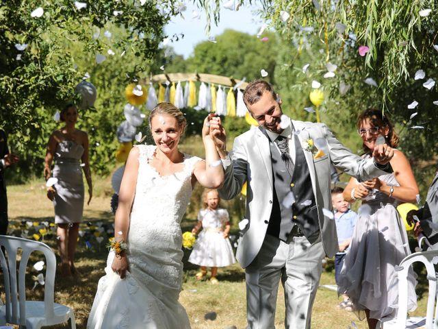 Le mariage de Stéphane et Justine à Autrèche, Indre-et-Loire 60
