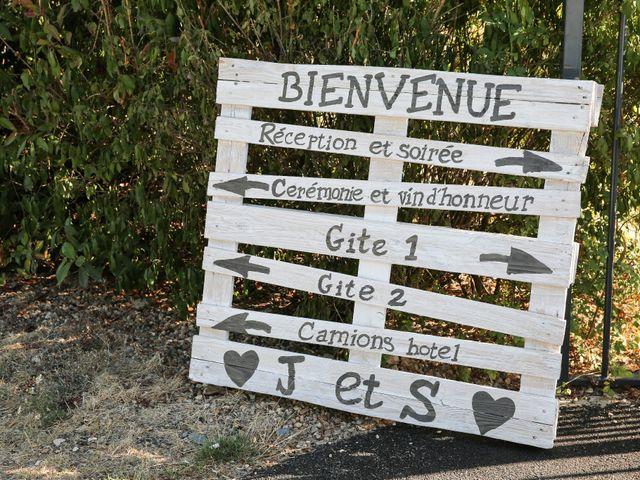 Le mariage de Stéphane et Justine à Autrèche, Indre-et-Loire 62