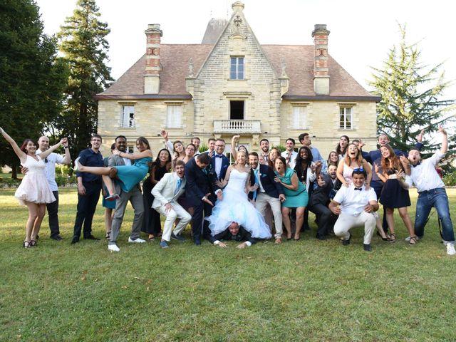 Le mariage de Marc et Mélanie  à Baleyssagues, Lot-et-Garonne 10