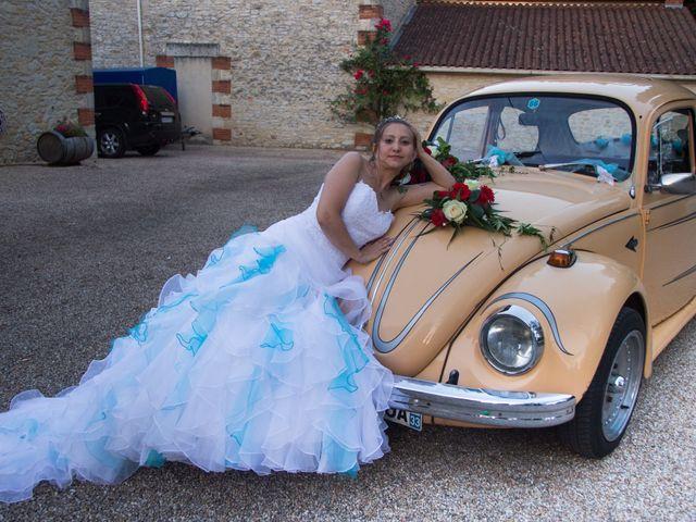 Le mariage de Marc et Mélanie  à Baleyssagues, Lot-et-Garonne 12