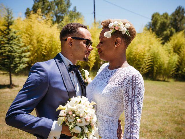 Le mariage de Joan et Cynthia à Rousson, Gard 26