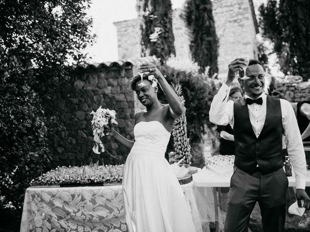 Le mariage de Joan et Cynthia à Rousson, Gard 35